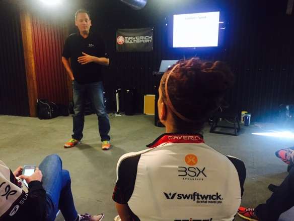 Alex Bok, formerly of Team TBB, taught us a few invaluable lessons about the business of triathlon.