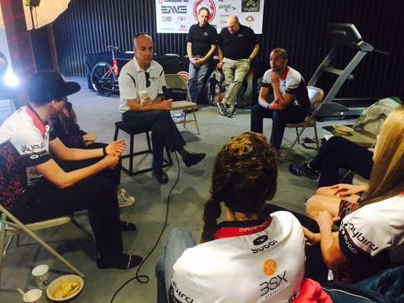 Team talk with Michael Folan, the genius behind Infinit Nutrition.