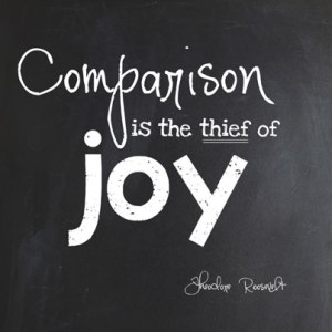 comparison is
